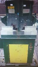 Stone Saw, type# 0321, 60hz, 3 phase, 208-220/440V, 60hz, 3hp, 3450rpms,