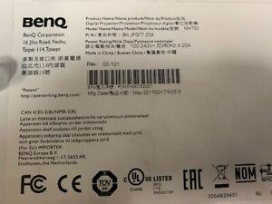 BENQ DLP HD 4500K PROJECTORS