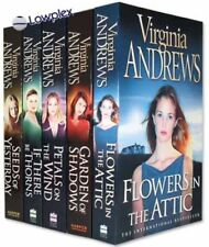 Dollanganger Series VC Virginia Andrews 5 Book Set Collection Petals on the wind