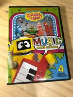 Yo Gabba Gabba: Music Makes Me Move (DVD, 2011)