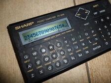 Taschenrechner Calculator Sharp Pocket PC 1248