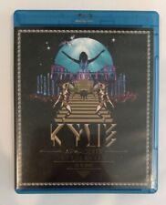 Kylie Minogue Aphrodite Les Folies Live In London Blu Ray