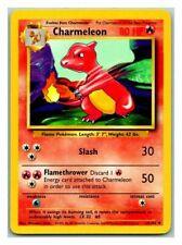 Charmeleon 24/102 Base Set Pokemon Card P Condition * Rd Desc*