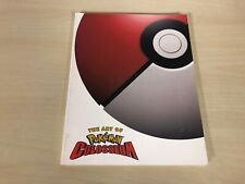 The Art of Pokemon Colosseum Strategy Guide Official Nintendo GameCube Book