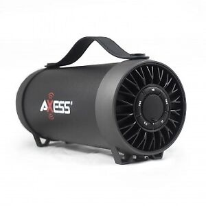 Axess Bluetooth Media Speaker With Equalizer