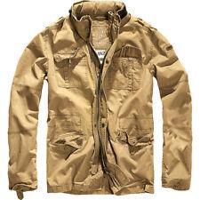 BRANDIT Herren Herbst Winter Jacke Sakko Vintage Outdoor Baumwolle Übergangs NEU