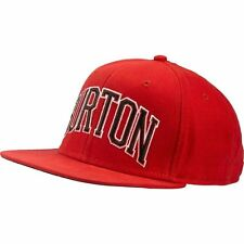 NEW Burton Warm up Snapback 9FIFTY Cap Hat