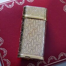 'C' de Cartier Decor Lighter - Rose Gold Plated  comes Fully Boxed