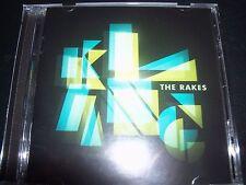 The Rakes Klang (Shock Australia) CD – Like New