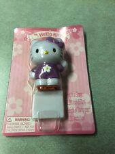 Hello Kitty Mascot Stamp Set 2005 Sanrio w/ Pink Ink 1A