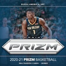 2020-21 Panini Prizm Basketball Base Cards #1-#250