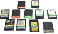 Bulk Lot x11 Intellivision Games System Console Cartridges RETRO Gaming RARE