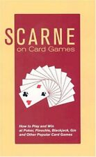 Scarne on Card Games: How to Play and Win at Poker