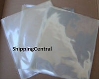 "500 SHRINK WRAP BAGS 8""x 12"" Candles / Soaps PVC 500 Pieces"