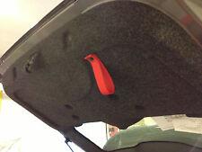 FIAT 500 / Abarth Hatch Handle / Pull Strap - RED Heavy Duty Nylon