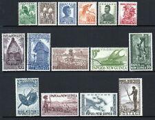 Papua New Guinea 1952 Definitive Series