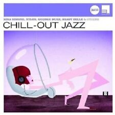 CHILL OUT JAZZ (JAZZ CLUB)  CD NEW+