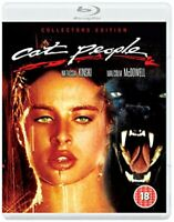 Cat People  Collectors Edition (Dual Format Bluray and DVD)