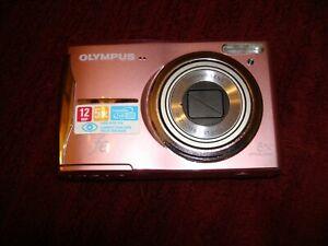 Olympus FE FE-46 12.0MP Digital Camera - Pink