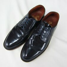 Florsheim by Duckie Brown Men's 9D Navy Blue Patent Leather Shoes 19139 401 K13