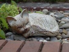 Tierurne liegende Katze aus Keramik Volumen ca. 0,6 Ltr. - 20563