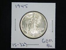 1945 Walking Liberty Half Dollar  (15-327)