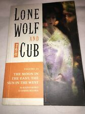 LONE WOLF and CUB: Volume 13: The Moon In  East By Koike & Kojima, Graphic Novel