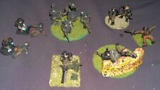 Warhammer 40K Imperial Guard cadian heavy weapons squad army lot conversions #9
