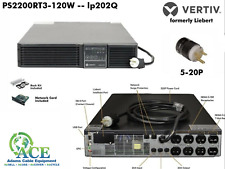 Liebert Powersure PSI 2200va UPS 2U 120v PS2200RT3-120W - NEW in BOX