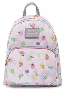 LOUNGEFLY X Pokémon Ice Cream Acid Wash Mini Backpack - PMBK0120 - SALE