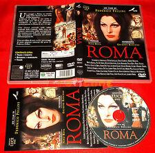 ROMA un film di Federico Fellini - Dvd Istituto Luce - USATO - ET