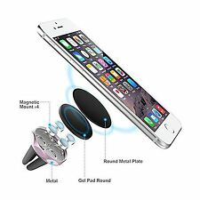 Air Vent Mount | Light Magnetic Car Phone Holder | iPhone Andriod Windows & GPS