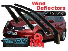 NISSAN NOTE   E12   2013 - 2017  5.doors  Wind deflectors HEKO  24284