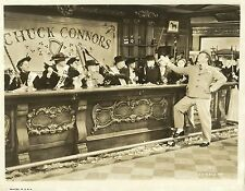 """WALLACE BEERY in """"The Bowery"""" Original Vintage Photograph 1933"""