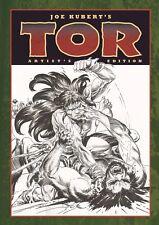 JOE KUBERT TOR PREHISTORIC CAVEMAN COMIC ARTIST'S EDITION EXTRA LARGE HARDCOVER
