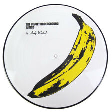 The Velvet Underground & Nico - By Andy Warhol VINYL LP PICTURE DISC 999051LPP
