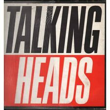 Talking Heads Lp Vinile True Stories / EMI  64 2406121 Nuovo