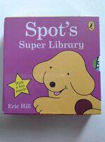 Spot's Super Library Books - 6 in a case