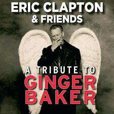 ERIC CLAPTON & FRIENDS Tribute Ginger Baker 2 CD Live London 2020 EXCELLENT