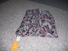 Gymboree  Summer Girls Scarf Wrap black pink gray