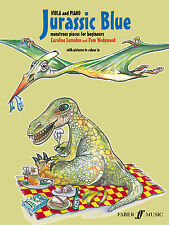 Jurassic Blue Viola Instrumental Solo Piano Learn to Play SONGS FABER Music BOOK