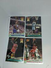 92 93 Fleer Ultra SERIES 1 AND 2  1_375 Michael Jordan  SHAQUILLE VERY NICE SET!