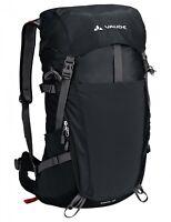 VauDe Wander Trekking Expeditions Rucksack Brenta 25 Liter schwarz