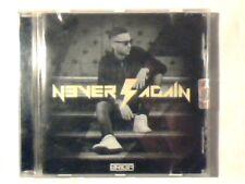 BRIGA Never again cd TIZIANO FERRO COR VELENO AUTOGRAFATO SIGNED!!!
