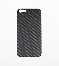 Iphone 5-5S Real Black CarbonFiber Back Plate For Element Vapor PRO SGP Neo Case