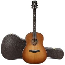 Taylor Builder's Edition 517e WHB V-Class Grand Pacific Acoustic Guitar w/ Case