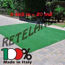 Prato sintetico erba finta 7 mm m 4x5 e 4x10 ideale come fondo piscina e gazebo