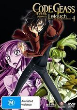 Code Geass - Lelouch of the Rebellion : Vol 4 Anime Brand New