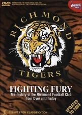 FIGHTING FURY - RICHMOND TIGERS HISTORY - AFL DVD