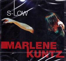 CD MARLENE KUNTZ S-LOW S LOW NUOVO ORIGINALE SIGILLATO NEW ORIGINAL SEALED SIAE